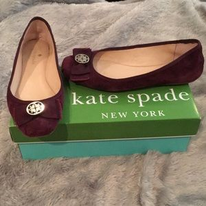 Kate Spade Fontana Too Flats Size 7